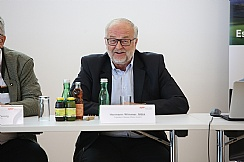 Hermann Wimmer, MBA, Präsident Messe Wels GmbH
